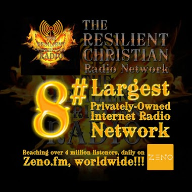 8th Largest Privately-Owned Internet Radio Network!!!