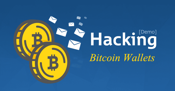 Here's How Hackers Can Hijack Your Online Bitcoin Wallets