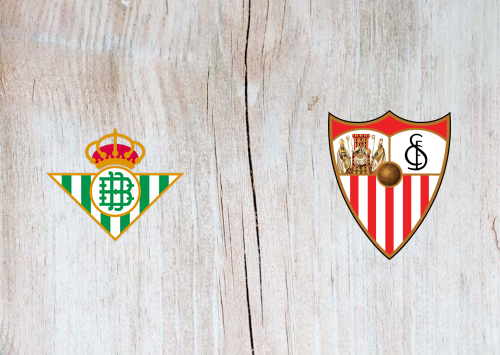 Real Betis vs Sevilla -Highlights 10 November 2019