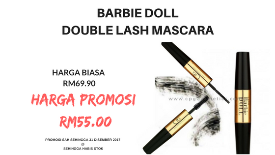 Mascara CPG Offer