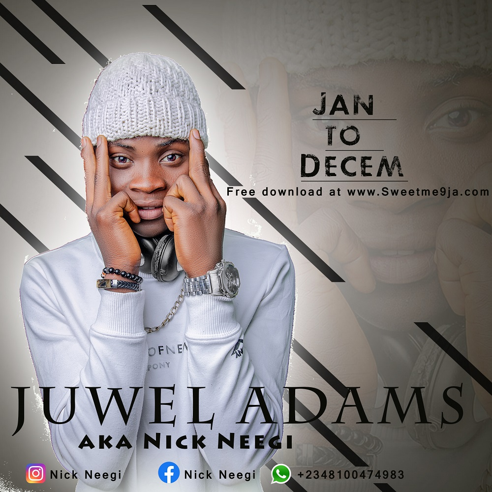 Juwel-Adams-January-To-December-cover