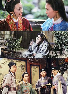 Poster phim: Giang Sơn Mỹ Nhân (FFVN) - Hiệp Nữ Du Long 1993