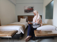 Staycation di Votel Hotel Charis Tuban, Strategis dan Nyaman