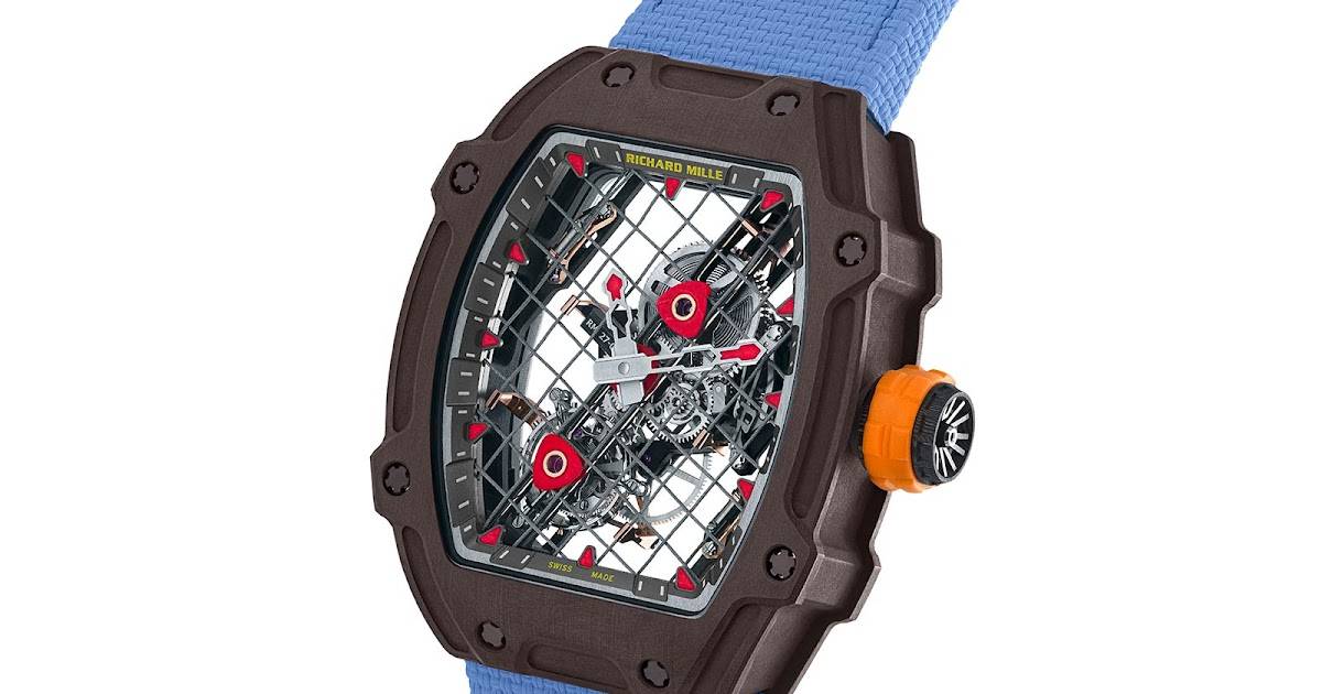 Richard Mille Rm 27 04 Tourbillon Rafael Nadal Time And Watches The Watch Blog