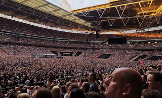 Wembley Stadium, Bon Jovi.