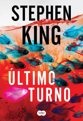 Último turno, de Stephen King (Trilogia Bill Hodges, vol. 3)