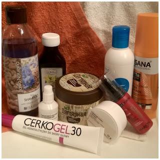kosmetyki na niedzielę
