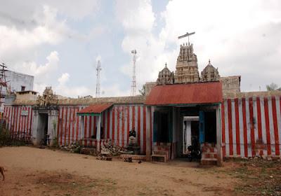 Rajendra Chozheeswarar Temple Ilayankudi Sivaganga