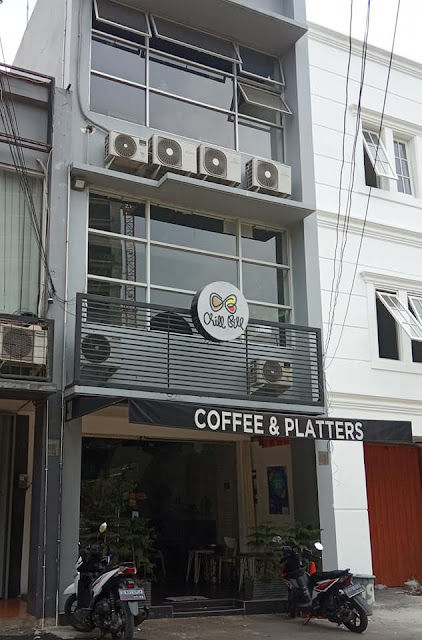 chill bill coffee and platters tempat ngopi di bintaro