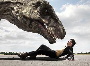 Resultado de imagen de Los dinosaurios de 'Parque Jurásico' caminan de verdad sobre Japón