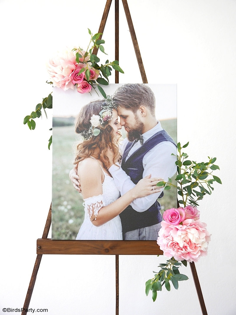 DIY Décor et Papeterie de Mariage - idées de décoration et table de mariage en rose, marbre et doré gold faciles à réaliser! #WalmartPhoto | #sponsored content created by @birdsparty for @wm_photo_center #wedding #pinkmarblewedding #weddingpartyideas #diywedding #weddingcrafts #weddingsuite #pinkmarbleweddingsuite #diyweddingdecor #weddingdecor #weddingfavors #diyweddinggifts