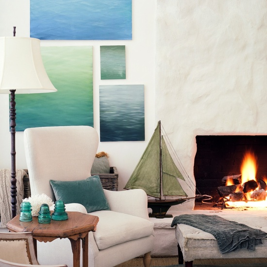 Nautical Theme Home Decorating Ideas