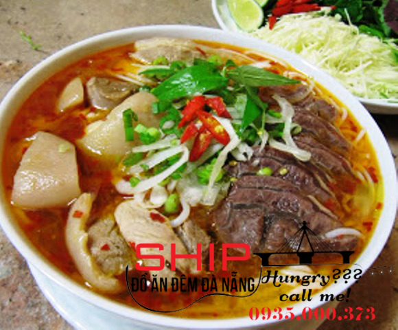 Bun bo Hue - Ship do an dem Da Nang