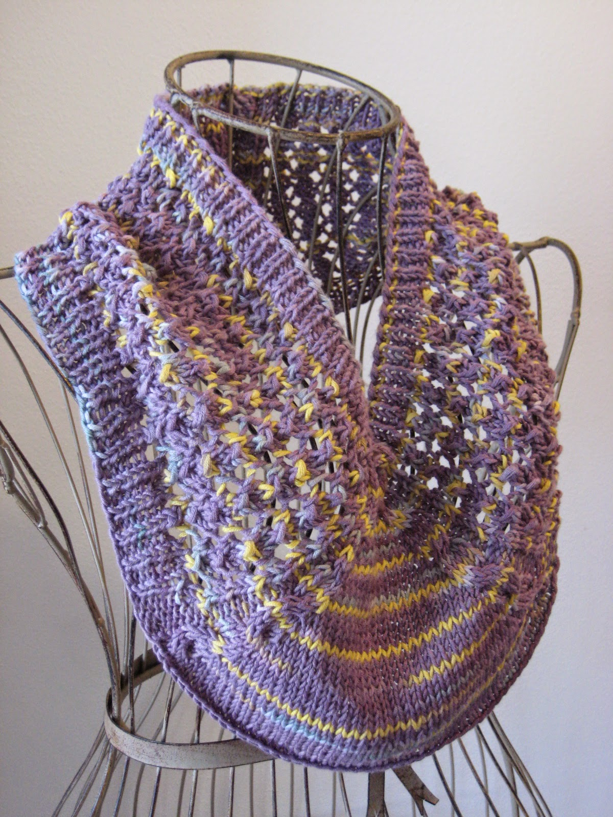 Balls to the Walls Knits: Pattern Gallery - Neck