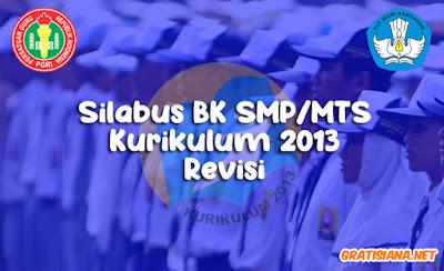Silabus Bk Smp Mts Kurikulum 2013 Revisi 2017 2018 2019 Gratisiana Net