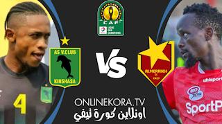 مشاهدة مباراة فيتا كلوب والمريخ بث مباشر اليوم 09-04-2021 في دوري أبطال إفريقيا