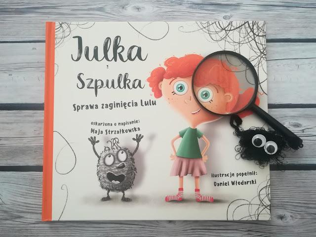 Julka i Szpula. Sprawa zaginięcia Lulu