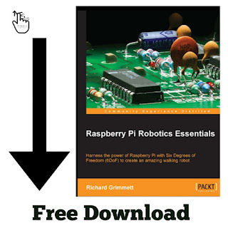 Free Download PDF Of Raspberry Pi Robotics Essentials By Richard Grimmett