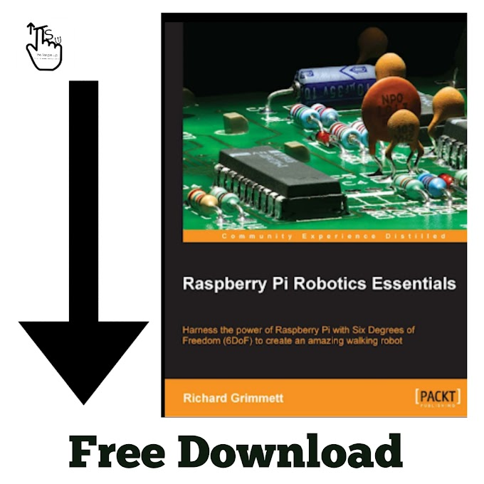 Free Download PDF Of Raspberry Pi Robotics Essentials By Richard Grimmett
