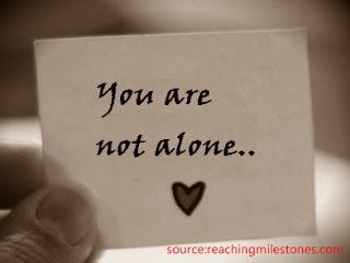 Terjemahan Lirik Lagu Micahel Jackson - You are Not Alone