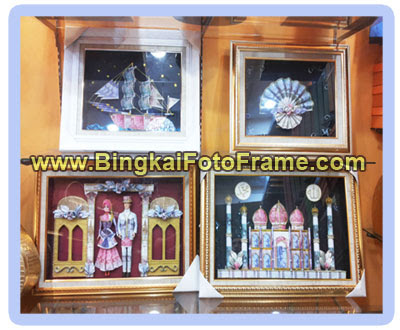 Jual Bingkai Foto 3D Jakarta