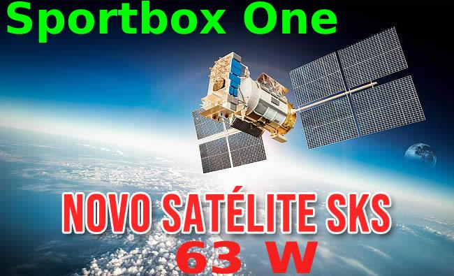 Novo Satelite SKS No Sportbox One