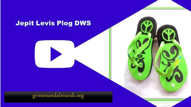 grosirsandalmurah.org-Sandal Pria - Jepit Levis Plog DWS
