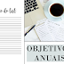 (Re)Avalia os teus Objetivos Anuais || Mid-Year Planning