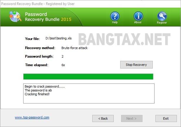 Cara Mengetahui Password File Office, PDF & WinRAR Yang Terkunci Brute-force Attack 14