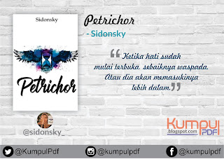 Download Novel Petrichor By Sidonsky Pdf Download Buku