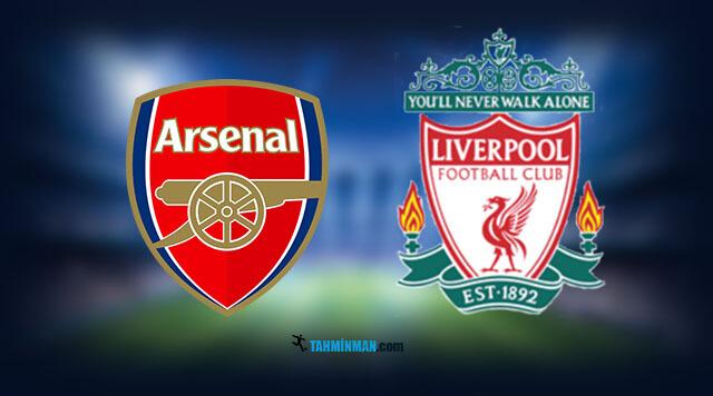 Arsenal - Liverpool İddaa Maç Tahmini