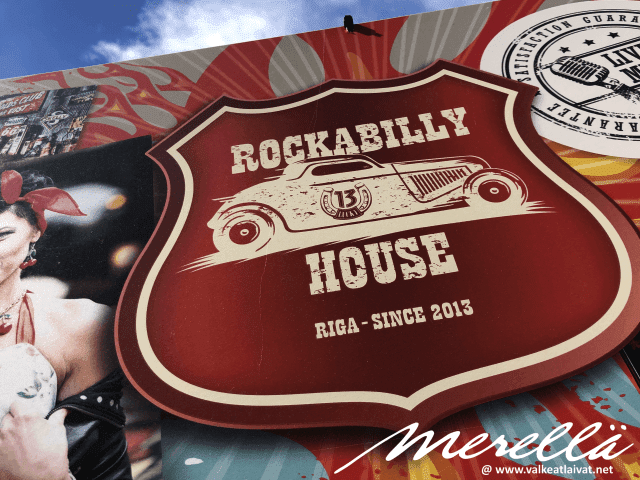 Rockabilly House Riga
