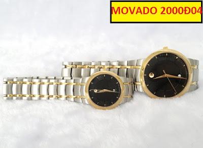 Đồng hồ cặp đôi Movado 2000Đ04