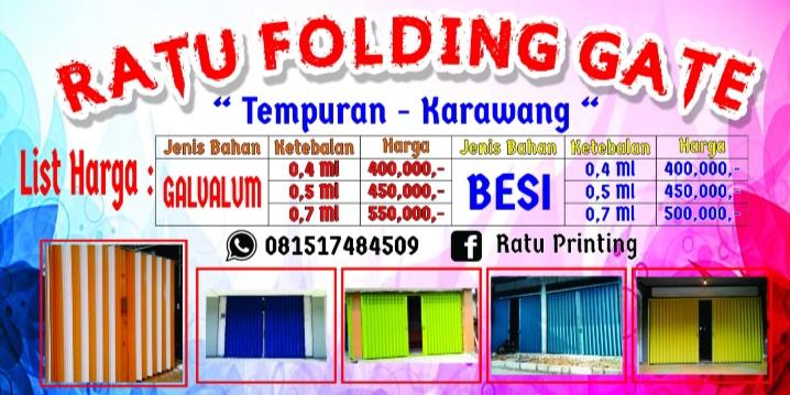 Polding Gate Karawang