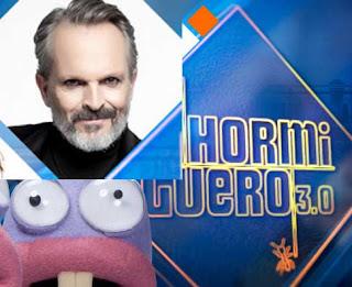 Miguel Bose invitado del martes 13 de junio en El Hormiguero