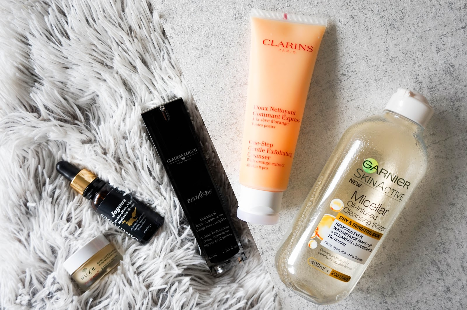 My Simple Evening Skincare Routine