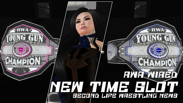 RWA WIRED by Rogue Wrestling Alliance has a NEW TIME! • Second Life Wrestling News