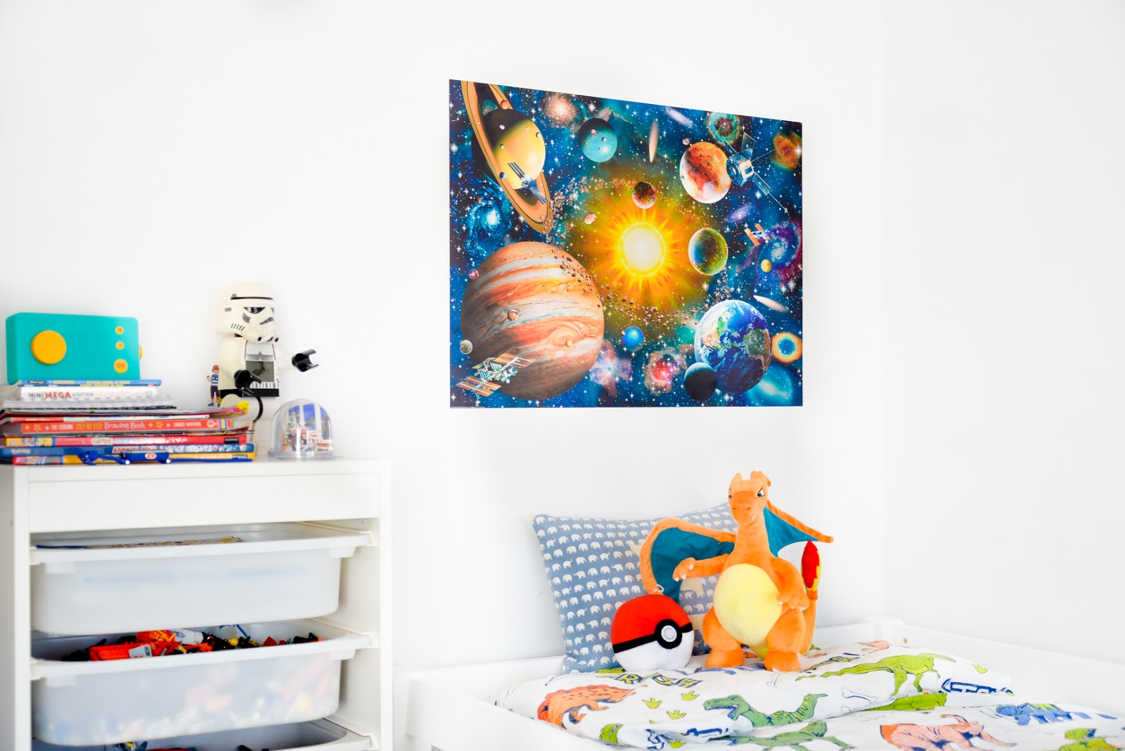 solar system print, space poster, space prints,