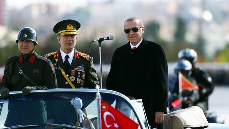 Ο αχαλίνωτος Ταγίπ Ερντογάν και ο κίνδυνος δορυφοροποίησης της Ελλάδας από την Τουρκία