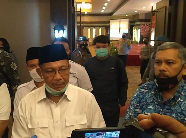 Dugaan Mau Pukul Panwascam Berujung Akhyar Dilaporkan