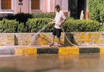 رئيس شركة مياه اسيوط : حملة مكبرة لمخالفات المياه والصرف بالاشتراك مع الاحياء و المرافق والبيئة تحت رعاية السيد الوزير / محافظ اسيوط