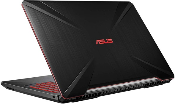ASUS TUF Gaming FX504GM-EN479: portátil gaming de 15.6'' con procesador Core i7 + gráfica GeForce GTX 1660 de 6 GB