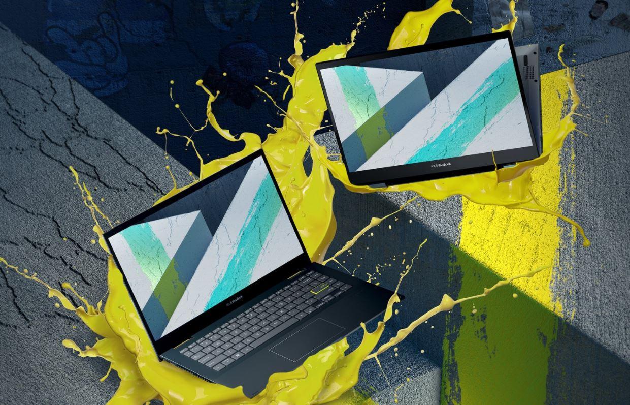 Asus Vivobook Flip TM420UA EC551VIPS, Laptop Hybrid Berkinerja Tinggi dengan Ryzen 5 5500U