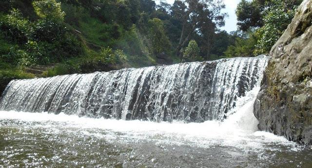 Curug Tilu Leuwi Opat Lembang
