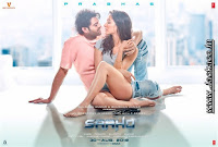 Saaho First Look Poster 31