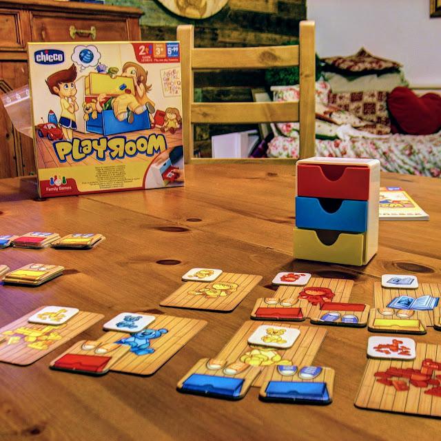 PlayRoom - quando mettere a posto la propria cameretta diventa un gioco - Chicco