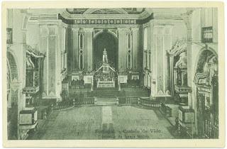 OLD PHOTOS / Igreja Matriz Santa Maria da Devesa, Castelo de Vide, Portugal