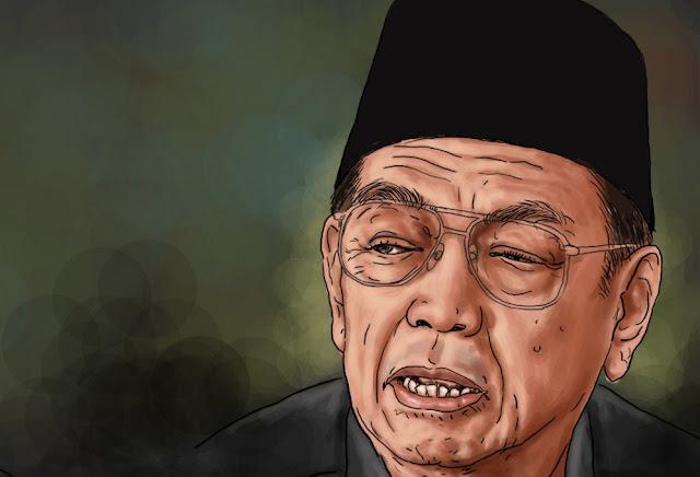 Indonesia Tidak Masuk 4 Sifat Bangsa