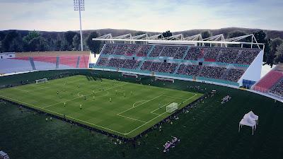 PES 2021 Stadium Ta'Qali