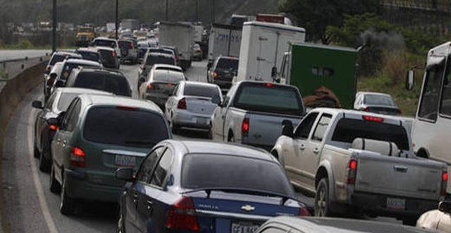 38% se ha reducido el parque automotor en el país en los últimos 10 años